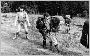 Rajd Górski 1986